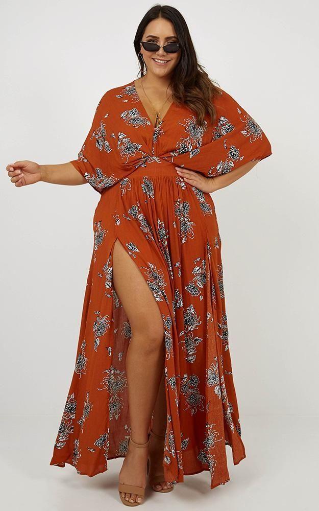 20+ Plus size beach maxi dress information