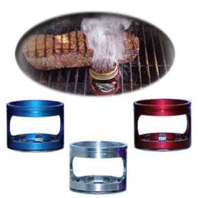 Use Smoke Generator for Real Wood Smoke While Smoking Food