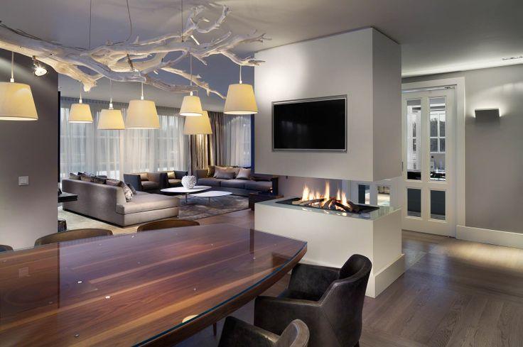 modern fireplace #kolenik #ecochic #design #lifestyle #designfireplace #fireplacedesign #fireplacedesigner #boley #exclusivefireplace