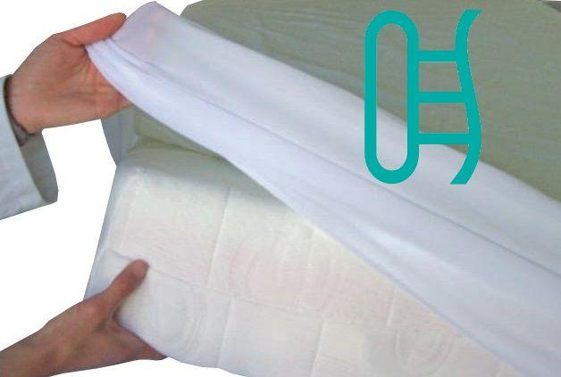 Necesidades de pacientes en cama Si padece de incontinencia, lo ideal sería poner un protector sobre el colchón por debajo de la sábana, estos protectores no molestan, se pueden lavar a diario y ser reutilizados