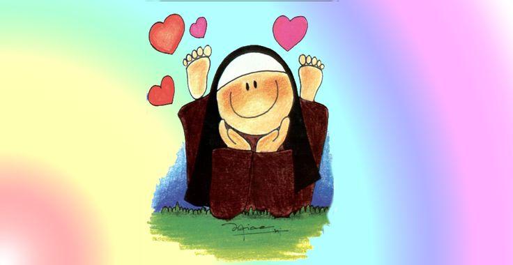 El humor en Teresa de Jesús #STJ500 #SantaTeresaAvila
