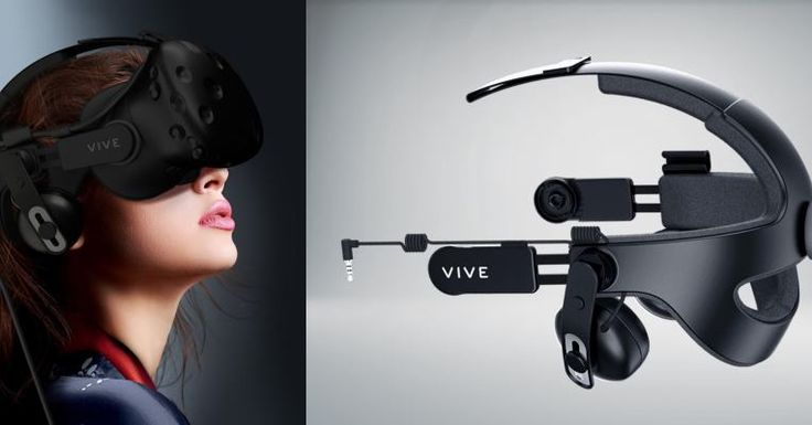 Vive's Deluxe Audio Strap brings integrated audio, enhanced ergonomics to your VR experience  #HTCVive #news
