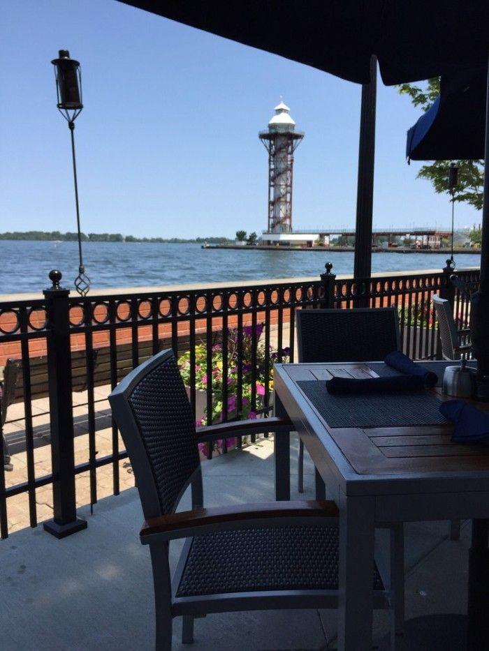 Incredible waterfront restaurants in Pennsylvania