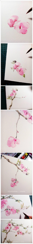 46951a0e4ed86fa683b93ba8511c90fb--watercolor-tutorials-watercolor-techniques Elegantes 3 Zimmer Wohnung Lörrach Dekorationen