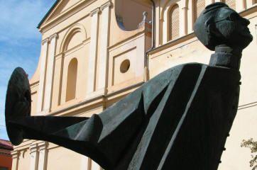 Statua di Biancini