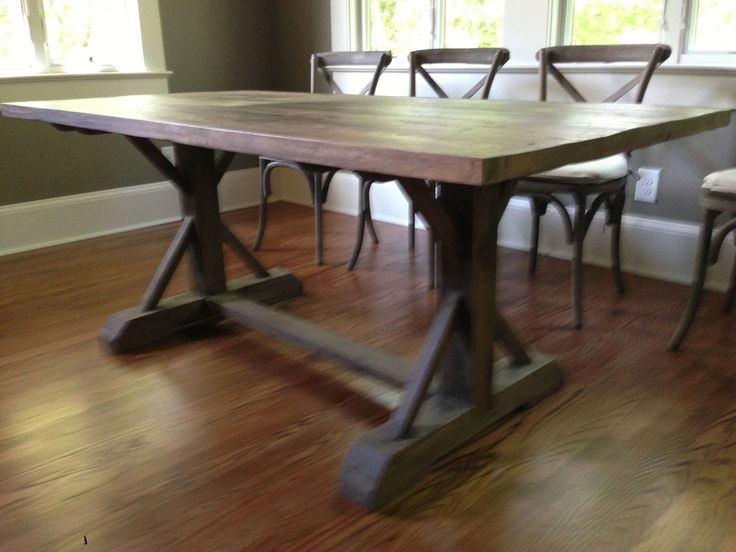 41 best Dining Tables images on Pinterest Dining room tables and