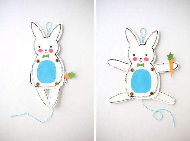 Jumping Jack Bunny