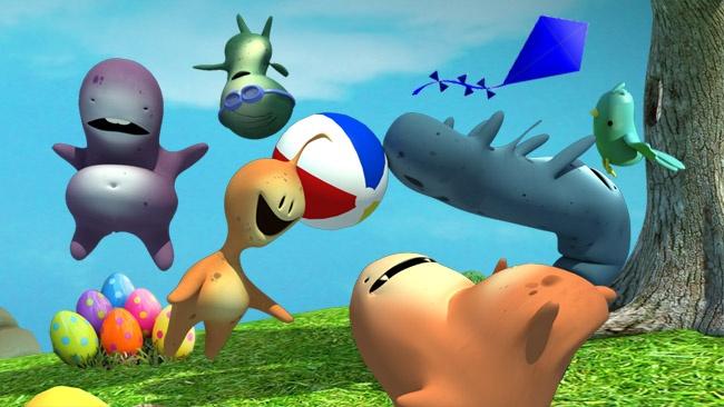 Glumpers enjoying Easter Holidays  - Los Glumpers disfrutando sus vacaciones de pascuas!