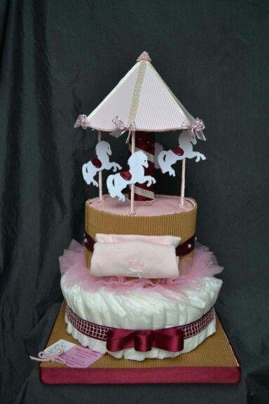 Diapercakedielisa #tortedipannolini #sofia regali nascita, primi compleanni e battesimi...visita la mia pagina fb.
