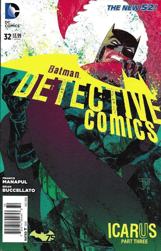 Dc Batman Detective Comics Issue 32 The New 52 Batman Detective Comics Comics Batman Detective