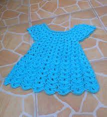 Resultado de imagen para los mas hermosos vestidos tejidos