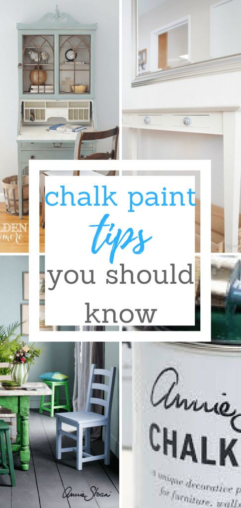 8 Things You Need to Know About Chalk Paint Chalk Paint Tips and Tricks, Chalk Paint Furniture, Painted Furniture, DIY Crafts