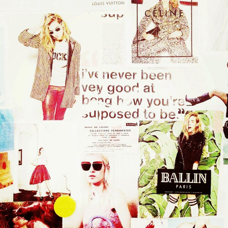 Welcome // Moodboard x STYLE.intandem