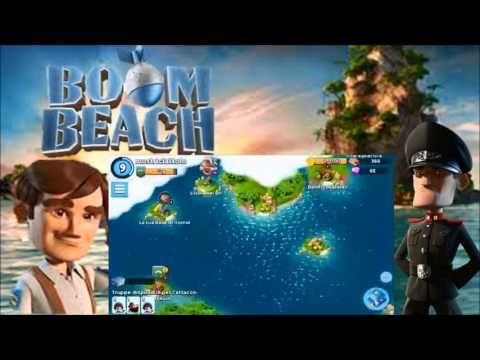 boom beach coi mostri  #1