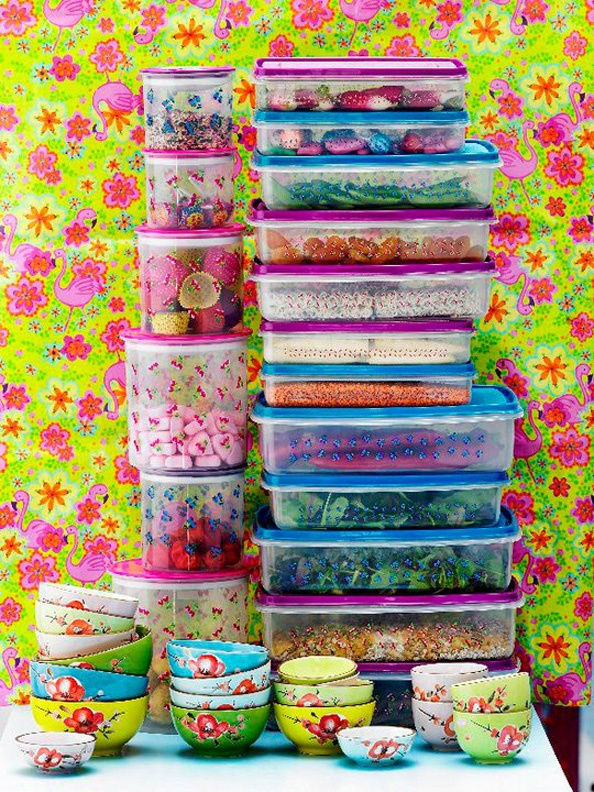 Rice dk containers!