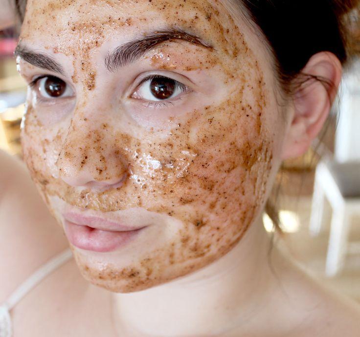 Best Face Masks For Acne Prone Skin: Mask For Excema: 1 Tbl Raw Honey, 1 Tsp Nutmeg, 1/2 Tsp