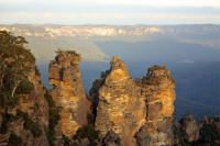 The Three Sisters, Blue Mountains (bij Sydney)