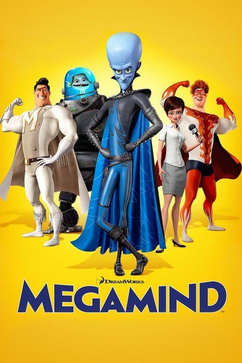 Megamind 2010 full Movie HD Free Download DVDrip