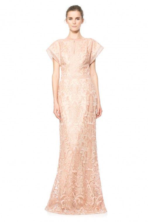 20 best TADASHI SHOJI images on Pinterest | Bridal gowns, Short ...