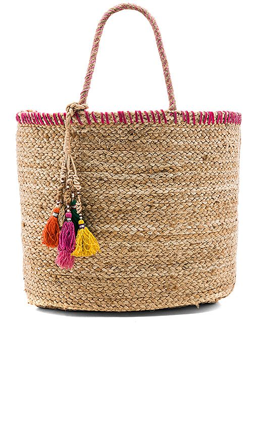 Shop for Agua Bendita Serena Bag in Natural at REVOLVE. Free 2-3 day shipping and returns, 30 day price match guarantee.
