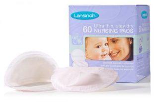 Wkładki laktacyjne Lanisnoh 60 szt Toddlersi