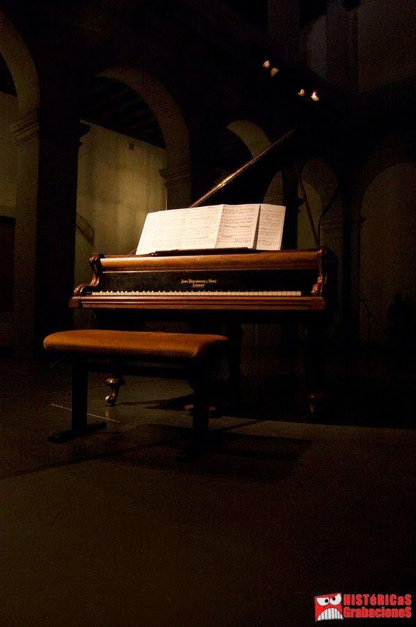 """HiSTéRiCaS GrabacioneS: Crónica gráfica del concierto """"España alla Rossini..."""