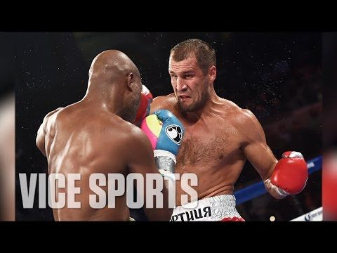 """VICE Sports: From Death in the Ring to a Light Heavyweight Title Bout: Sergey Kovalev - It's no wonder Sergey Kovalev's nickname is """"Krusher"""". Of his 30 victories, 26 have ended in knockouts. The Russian's journey to success hasn't been all highs, however. Early in his career, he had to endure the death of one his opponents caused by their fight just three days prior. Sergey says it almost ended his career, but has since managed to return to fighting and hasn't lost since."""