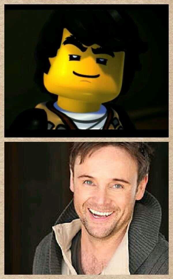 Kirby morrow is cole Brookstone | Ninjago, Lego ninjago ...