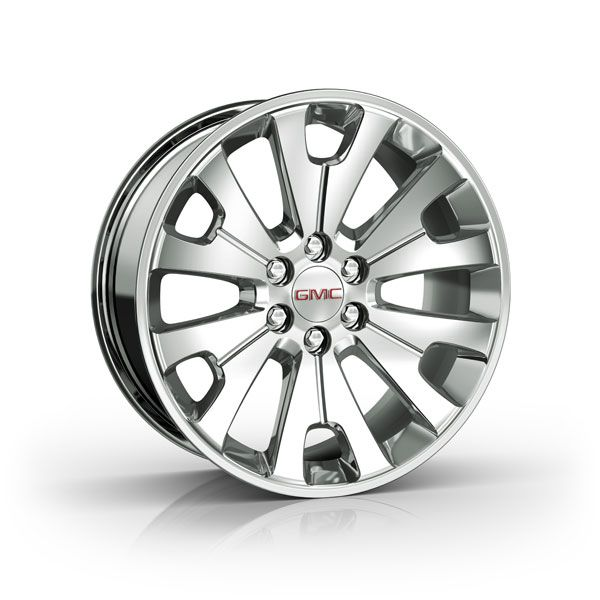 2015 Yukon Denali XL 22 inch Wheel, Manoogian Silver ...