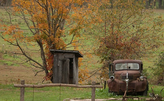 Days gone by.Country Outhouse, Outhouses Dunny, Places Outhouse