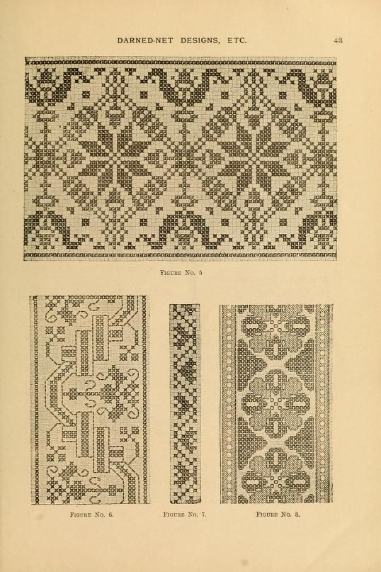more@ - Smocking, fancy stitches, and cross stitch and darned net designs by Butterick Publishing Co., Limited  Published 1895