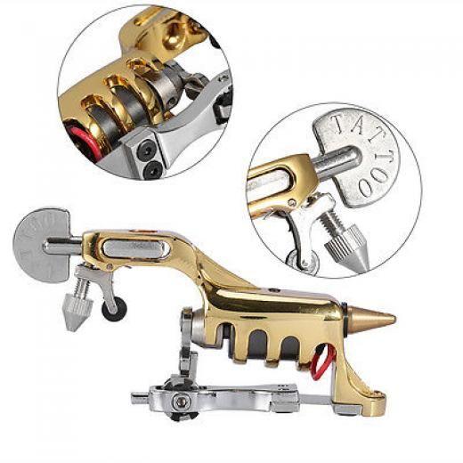 Pro Rotary Tattoo Machine Gun Motor Liner Shader Part Tool H China Steel