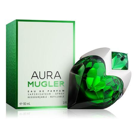 MUGLER Aura Mugler Eau De Parfum #perfume #forher #women #muglerauramuglereaudeparfum #womensfashion #ThierryMugler