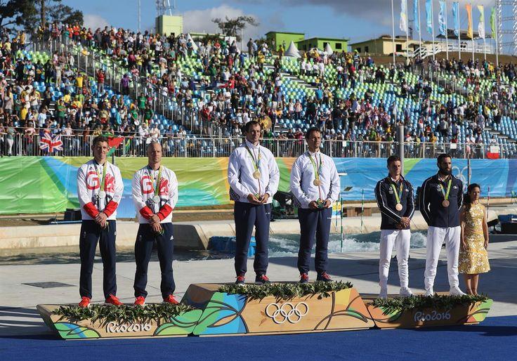 Medal - Skantar, Ladislav, Skantar, Peter, Klauss, Gauthier, Peche, Matthieu…