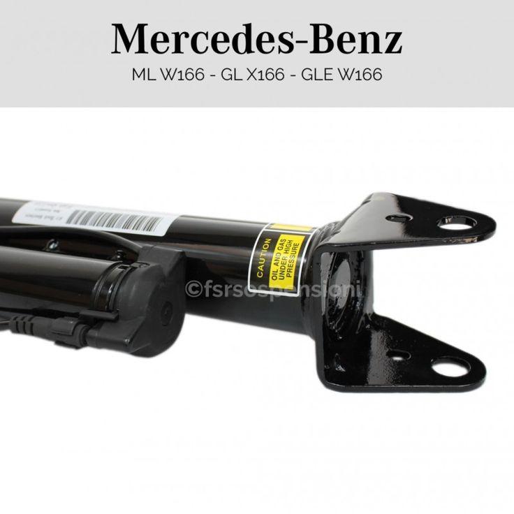 Ammortizzatore Mercedes-Benz Classe GLE W166 posteriore destro/sinistro con ads
