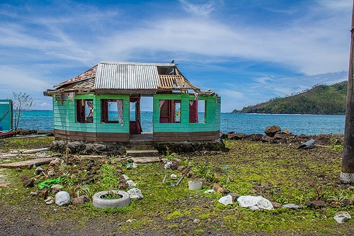 Cyclone Evan And Christmas In Samoa