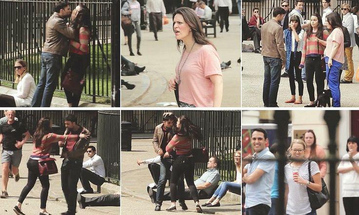 Η αντιδραση του κοσμου οταν μια γυναικα κακοποιει εναν ανδρα. ΒΙΝΤΕΟ | Μπαμπα ελα
