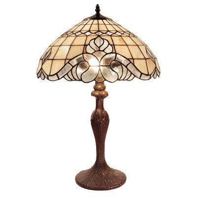 Odessa Tiffany Table Lamp by G & G Brothers. Get it now or find more All Lamps at Temple & Webster.