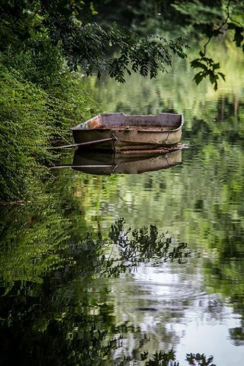 Serenity fishing boat gone fishing pinterest for Small fishing boats for ponds