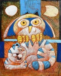 CAT OWL ENSAMBLE