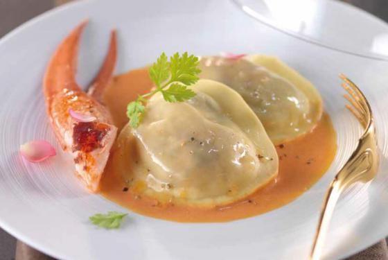 Ravioles de homard et sa bisque | Cooking Chef de KENWOOD - Espace recettes