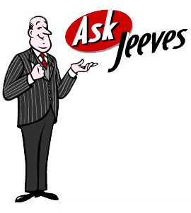 """""""Ask Jeeves"""" Internet Search Engine"""