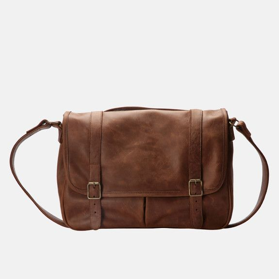 [[ Burgundy - Satchel via Superbalist.com ]]