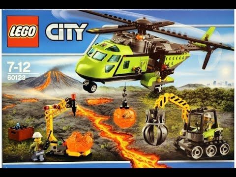 NEW LEGO CITY SETS IN 2016 SUMMER (OFFICIAL PICTURES)