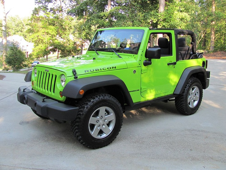 Jeep Wrangler Sport!
