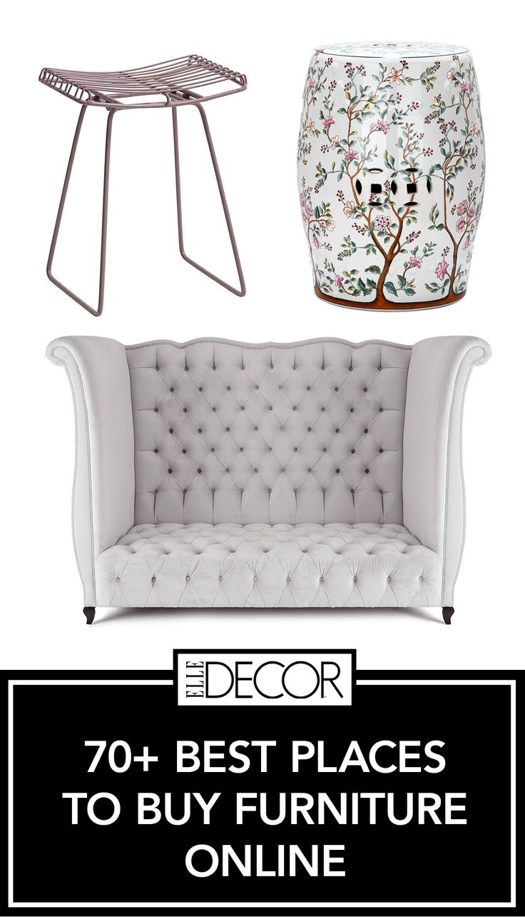 70 Best Websites For Buying Furniture