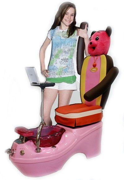 Mini II Pedicure Chair