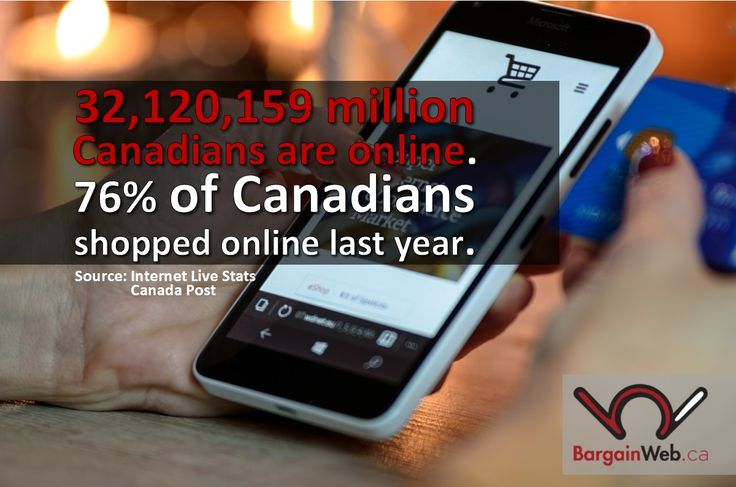 A great online experience can deliver #value. #SocialMedia #Website #Canada #Ecommerce #BargainWeb http://bargainweb.ca