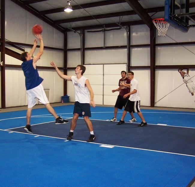 46 best Indoor Basketball Courts images on Pinterest | Indoor ...