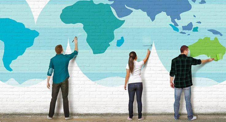 Pinturas ecológicas que respetan el medio ambiente